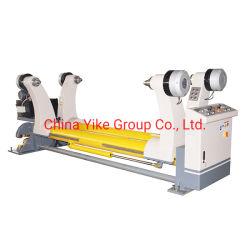 2200mm Rodillo de molino hidráulico reposar 3/5/7 capas de cartón de la línea de producción