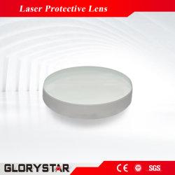 Lentille de protection laser haute précision pour la machine de découpage au laser à filtre