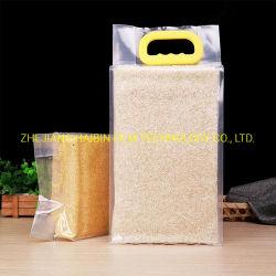 PET Film für den Reis-Beutel lamelliert mit BOPET, BOPA für Korn und anderen Agrarerzeugnissen transparent/milchig
