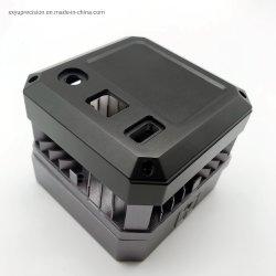 Custom Precision ЧПУ Механические узлы и агрегаты серий повернув 316 случае мобильного телефона из нержавеющей стали