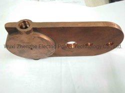 Cuivre/bronze/des pièces de soupape en laiton/pièces/pièces mécaniques de la chaudière faite par coulage en sable