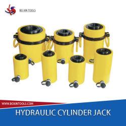 60 la tonne 50mm de course du vérin hydraulique de piston creux (RCH-6050)