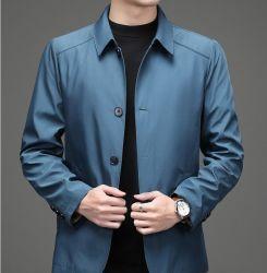 캐주얼 남성용 드레스 비즈니스 의류 ODM 코트 춘추 뉴 재킷 사용자 지정
