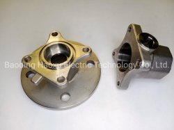 Aço Inoxidável Personalizada de microfusão Corpo da Válvula de Descarga Industrial