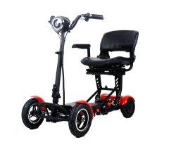 عالية الجودة لعبة غولف الكهربائية الدراجة الثلاثية العجلات 4 عجلة الكهربائية سكوتر ثلاثة مغرفة العجلة المخصصة للمسنين