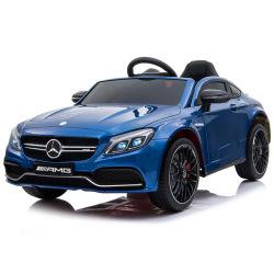 Populäre Mercedes-C63s genehmigte elektrische Fahrt auf Auto scherzt elektrisches Auto-Spielzeug-laufendes Auto