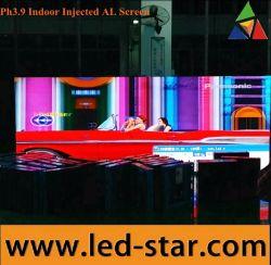 Modulo del segno dell'installazione LED della parete della visualizzazione di LED di colore completo P3.91