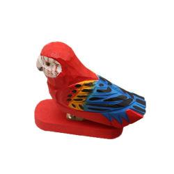 Creative nouveauté de la résine forme animale de l'agrafeuse de bureau