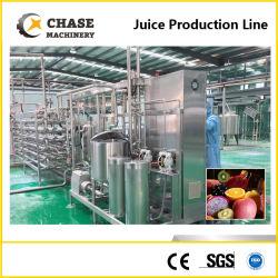 ターンキーフルーツ野菜Appleか生産ラインジュースのフルーツの満ちるラインジュースの濃縮物の生産ラインを処理するオレンジまたはマンゴのフルーツジュースののりを完了しなさい