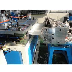 Plástico PC folha ondulada fazendo a máquina de PP PE PVC Chapa de Papelão Ondulado da linha de produção