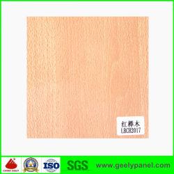 Алюминиевый композитный пластик деревянная отделка панели акт