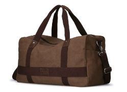 Durável e elegante sacola de lona e deslocamento de ombro Duffel Bag (MS2126)