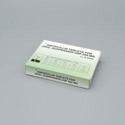 Alta qualidade de amoxicilina comprimidos para suspensão oral 250mg