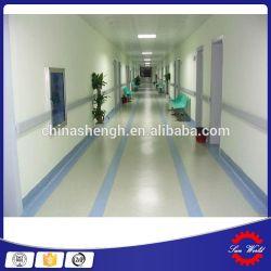 Cappa laminare a soffitto per camere bianche ospedaliere
