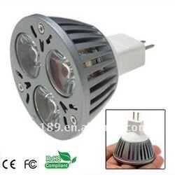 3W LED MR16 (LV-MR16-12A)