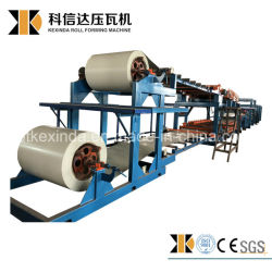 Kexinda Wand Of Roof Panel Eps Sandwich Panel Roll Forming Machine