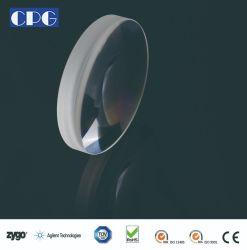 Ø 12,7 mm convexo esférica revestido de safira/lente não revestidos