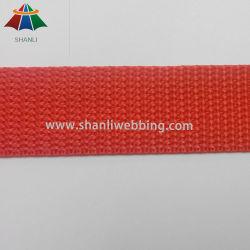Leichtes 1 Zoll-PP-Gurtband, orange