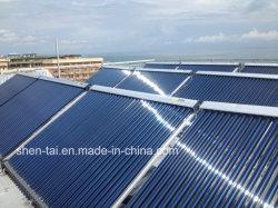 Использование солнечной энергии для горячей воды