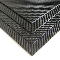 Ручка ножа материал из углеродного волокна лист/пластины/системной платы