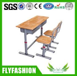 Литые Совет школы учащийся письменный стол и стулья (SF-04D)