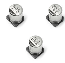2000hrs de condensateurs électrolytiques aluminium CMS 105c