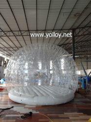 Grosser Luft-Schutz-aufblasbare freie Abdeckung mit Luftmatraze
