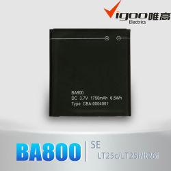 بطارية أصلية جديدة لسوني إريكسون Ba800
