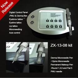 O projeto mais recente fonte de alimentação LCD inteligente tatuagem Kit (ZX13-08)