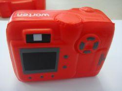 PU Antistress bola com a câmara molde com o design do cliente