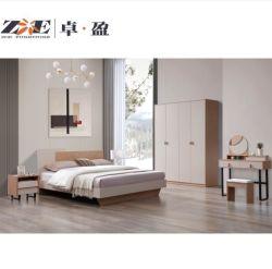 عبر إنترنت يبيع تنافسيّة [مدف] بيتيّة أثاث لازم ملك [سز] [أدولت] بسيطة تصميم غرفة نوم أثاث لازم