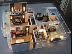 Architecturale Model Making van Huis Model Building (jw-03)