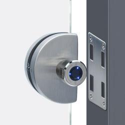 Корпус из нержавеющей стали с электроприводом отпечатков пальцев безопасного стекла двери Smart блокировки оборудования