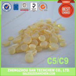 C5 precio de la resina de hidrocarburos de pegamento y pintura de resina de petróleo