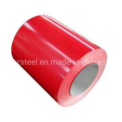 Катушки PPGI катушки оцинкованной стали с полимерным покрытием для кровельных материалов