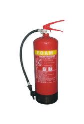 6L Ce extintor de incendios espuma