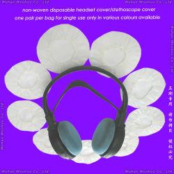 Gesundheitlicher Dust-Proof/SMS/Dustproof/Polypropylene nichtgewebter Anti-Staub pp. Kopfhörer-Cup-Wegwerfdeckel