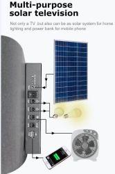 AC가 장착된 통합형 다목적 태양광 PV 전원 TV 32인치 전원 출력