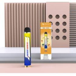 La nicotina Vape Vape desechables precargadas Puff Bar y el flujo de aire de la pluma de Vape desechables