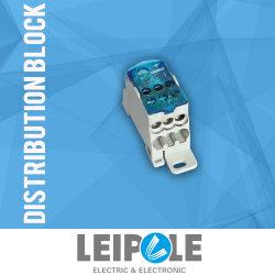 Conector do Fio Elétrico da Caixa do bloco de distribuição de energia (UKK160A)