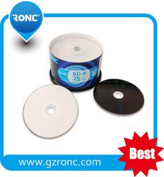 10X 50GB de disco Blu-Ray BD-R en blanco Media Disc