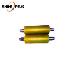 Couleur dorée rouleau en caoutchouc de silicone pour le riz Huller Machine