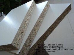 Wit/Houtkleur Melamine Deelplaat