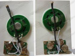 가벼운 센서 소리 모듈, 음악 모듈, 전기 건강한 모듈, 전자 건강한 칩