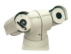 500m Laser-Fahrzeug PTZ CCTV-Kamera-komplette Lösung