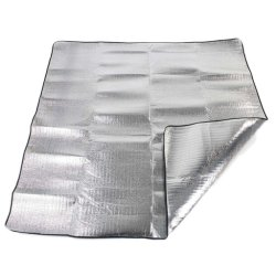 Lámina de aluminio resistente al agua EVA alfombrilla para acampar, Manta de picnic al aire libre, carpa Moistureproof Esg12919 Pad