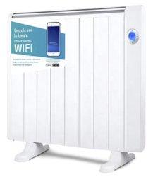 Radiateur électrique de luxe à basse énergie le contrôle WiFi