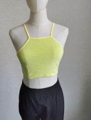 女性のセクシーな方法体操の上のFitnesss Sprotswearのトレーニングの摩耗