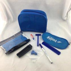 Le rasage du rasoir Kit Set d'agrément des fournisseurs de l'hôtel Biodegr Ameniti Set