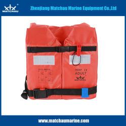 Chaleco salvavidas inflables de espuma EPE para la seguridad laboral Chaleco salvavidas OEM